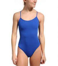 081833bcdb cool - Plávanie - !!! Plavky tréningové - nové !!! - TURBO KNT dámske celé  plavky so zaväzovaním na chrbte extra odolné