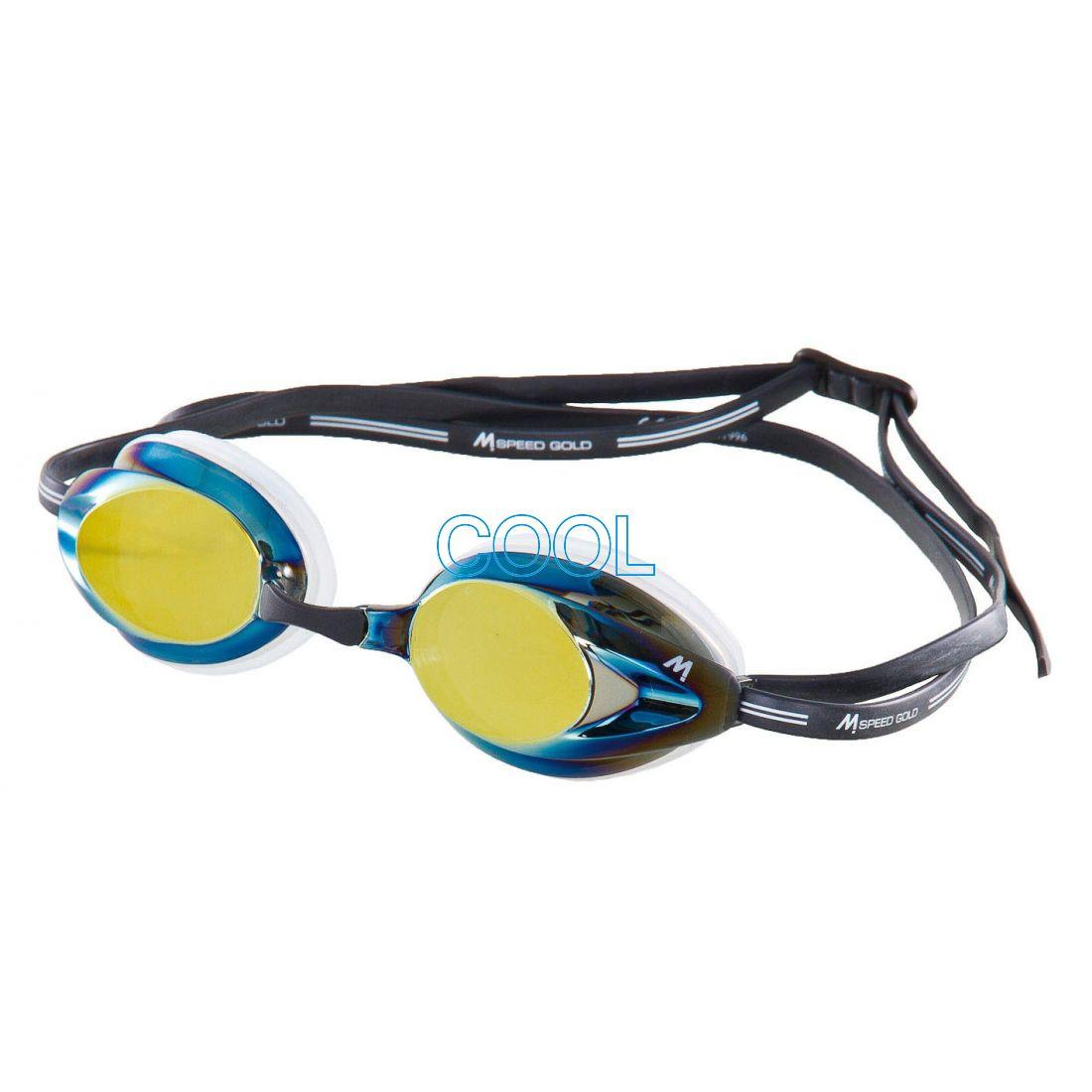 8d2ce596e cool - Plávanie - Okuliare - MOSCONI SPEED GOLD pretekárske plavecké ...