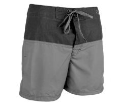 WAXX SPLIT GREY BEACHSHORT pánske XXL GREY