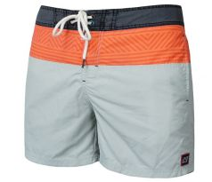 WAXX BANDITOS GREY BEACHSHORT pánske M GREY