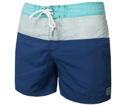 WAXX BANDITOS NAVY BLUE BEACHSHORT pánske S NAVY BLUE